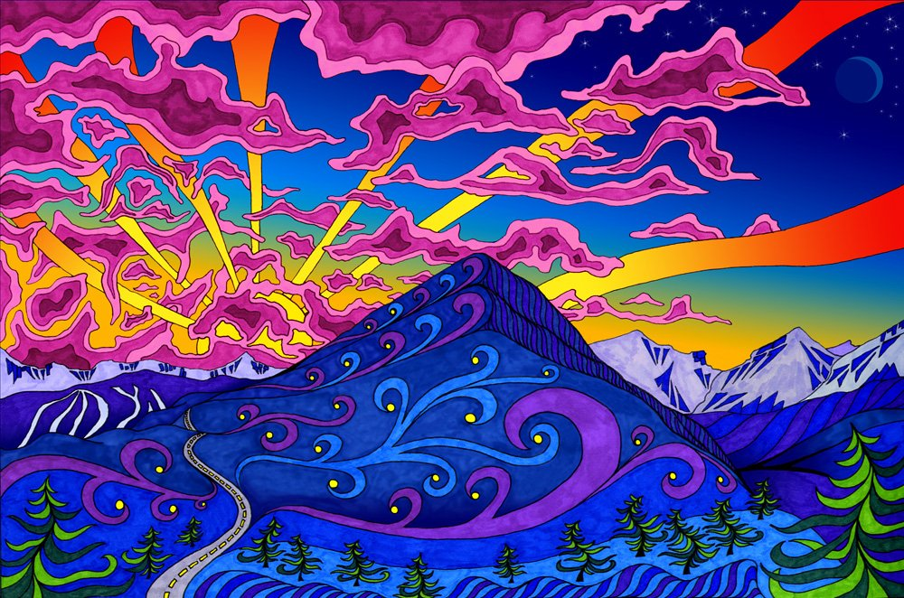 The Case for Psychedelics - Quillette