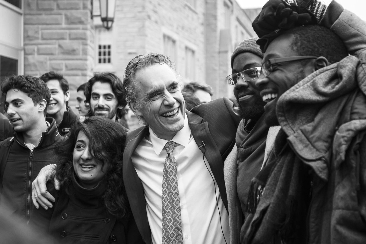 In Defence of Jordan B. Peterson - Quillette