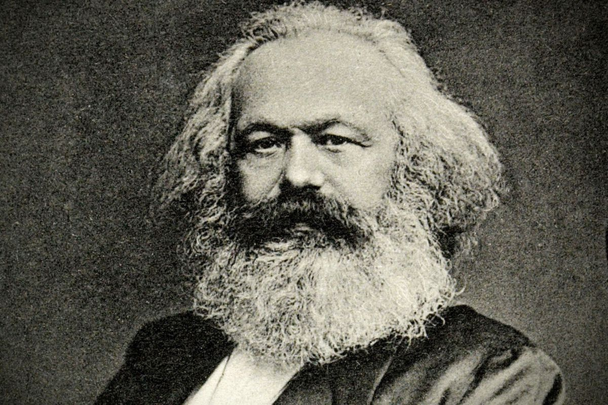 karl marx early life
