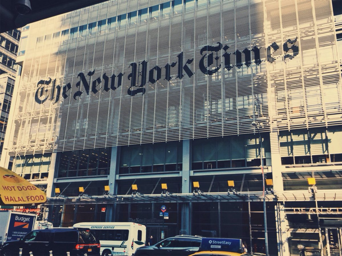 Image result for The New York Times, the purveyors of the pompous logorrhea
