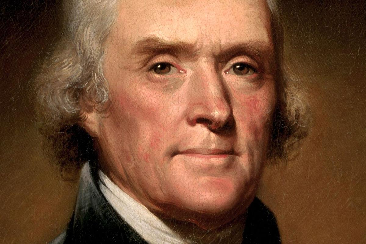 Resultado de imagen para Fotos de Thomas Jefferson