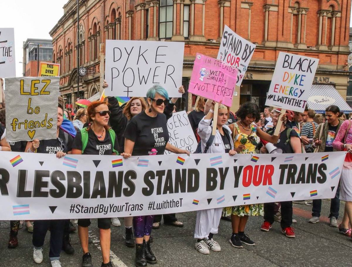 Trans Activists' Campaign Against 'TERFs' has Become an Attack on