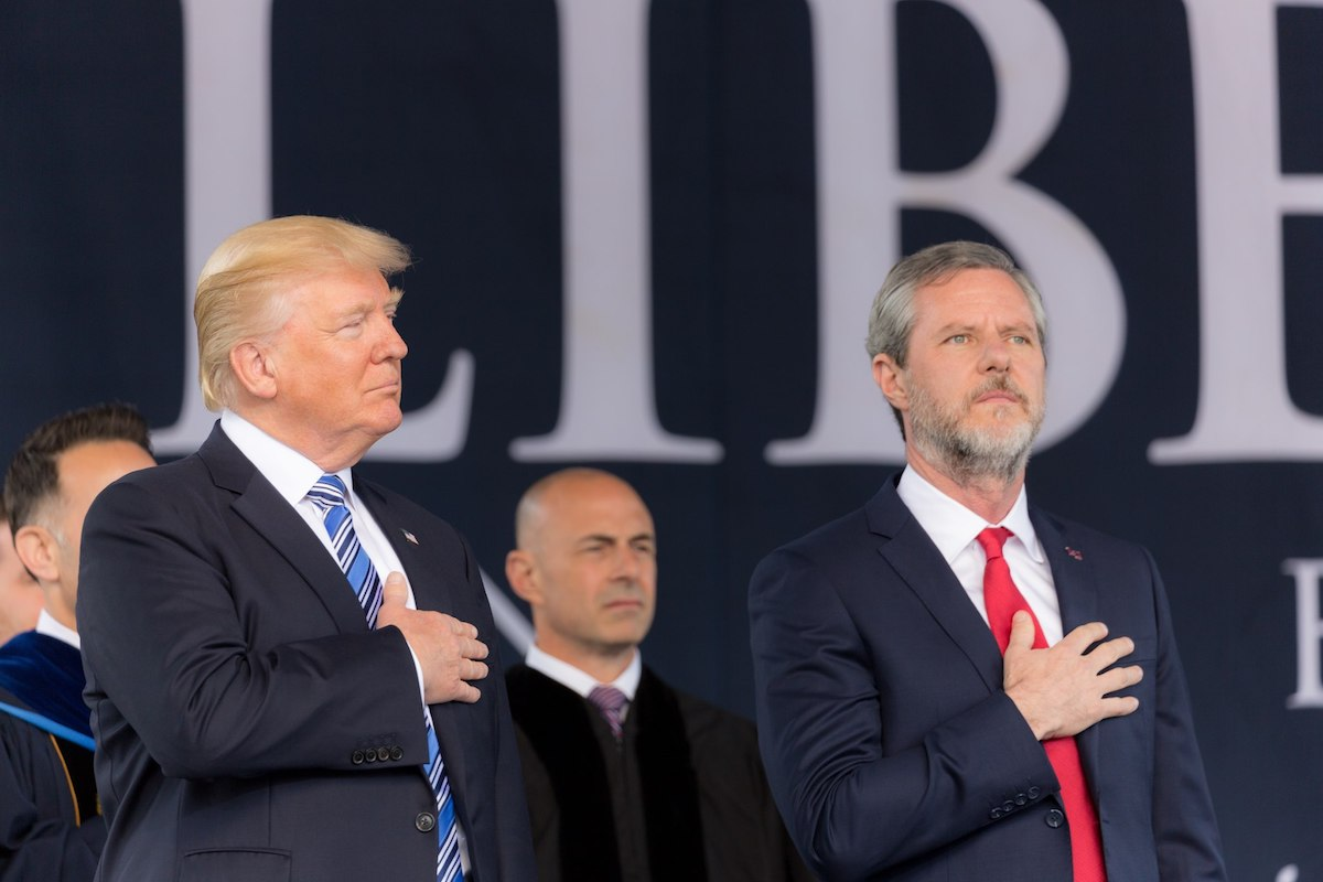 The Onward March of Christian Political Power - Quillette