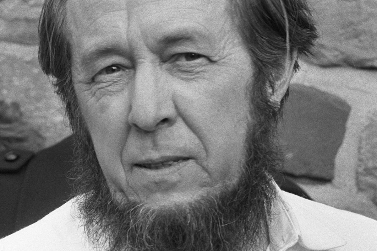 Solzhenitsyn The Fall Of A Prophet Quillette