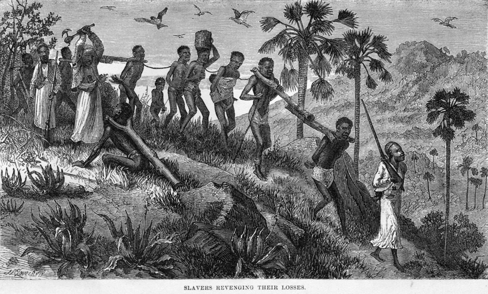 The story of Oromo slaves bound for Arabia who were
