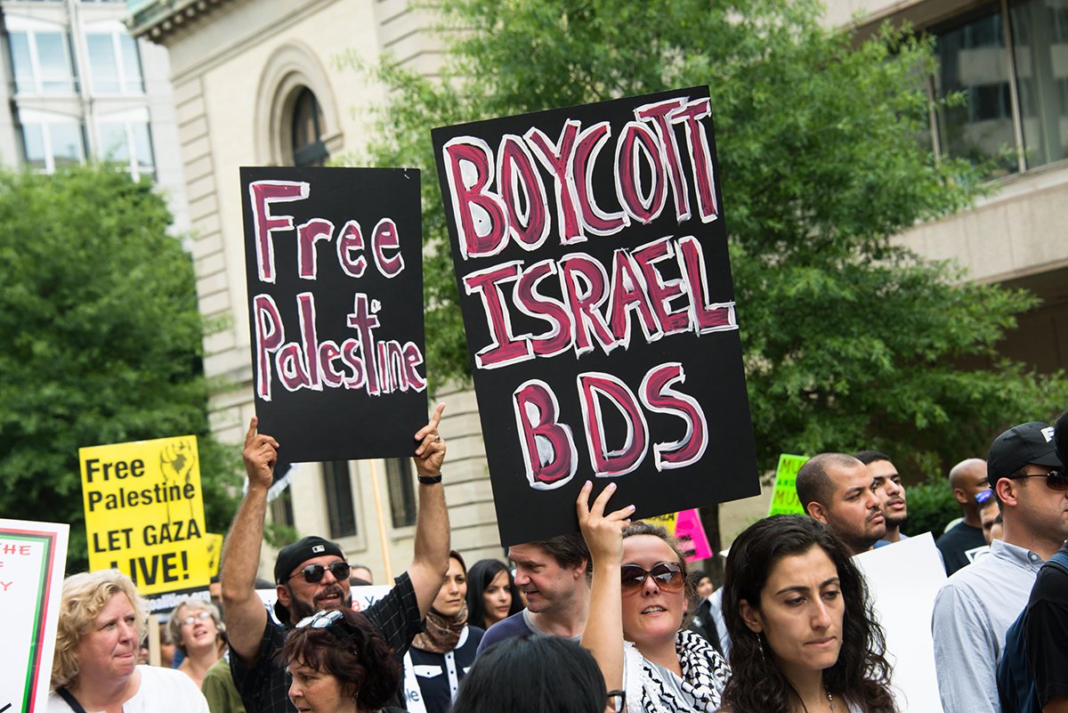 Are Anti-BDS Laws an Assault on Free Speech? - Quillette