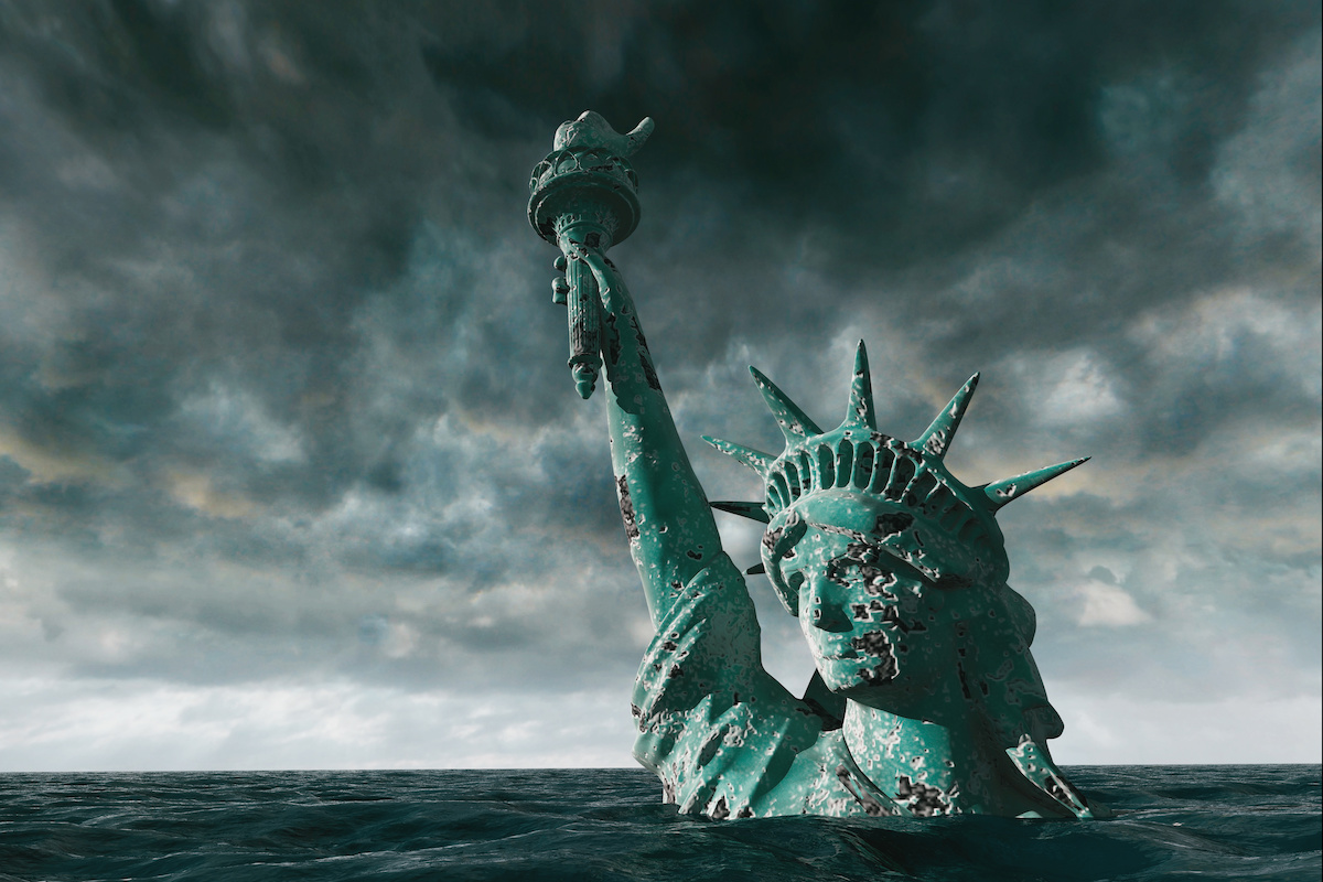 Straight to Hell: Millenarianism and the Green New Deal