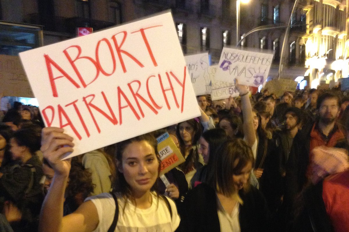 The Abortion Issue Isn't About 'The Patriarchy' - Quillette