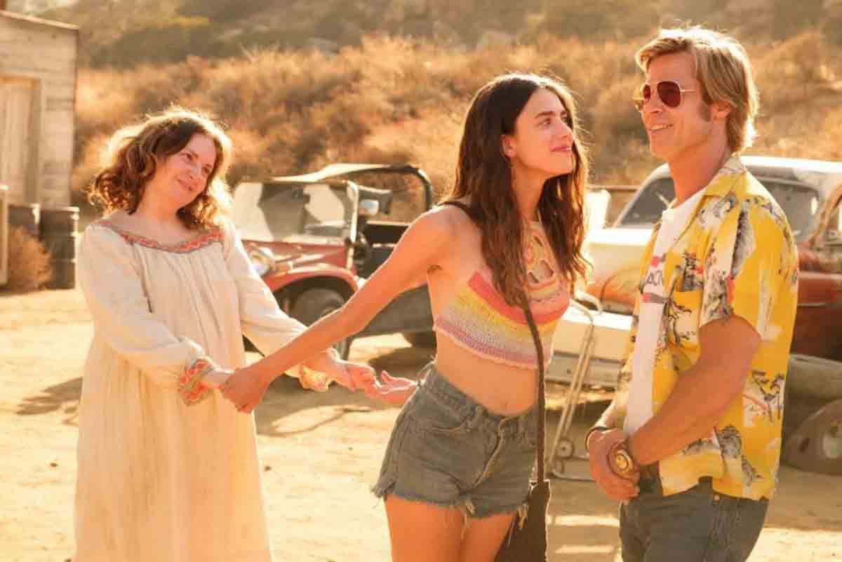 MOVIE REVIEW ONCE UPON A TIME IN HOLLYWOOD (2019) - ABOUT AMBITION, HOLLYWOODS GOLDEN ERA AND THE T
