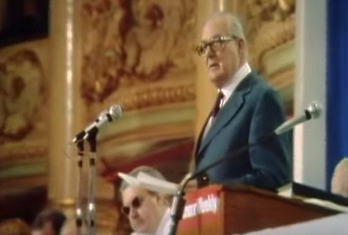 Keynes Has Left the Building: Remembering the 1976 Speech