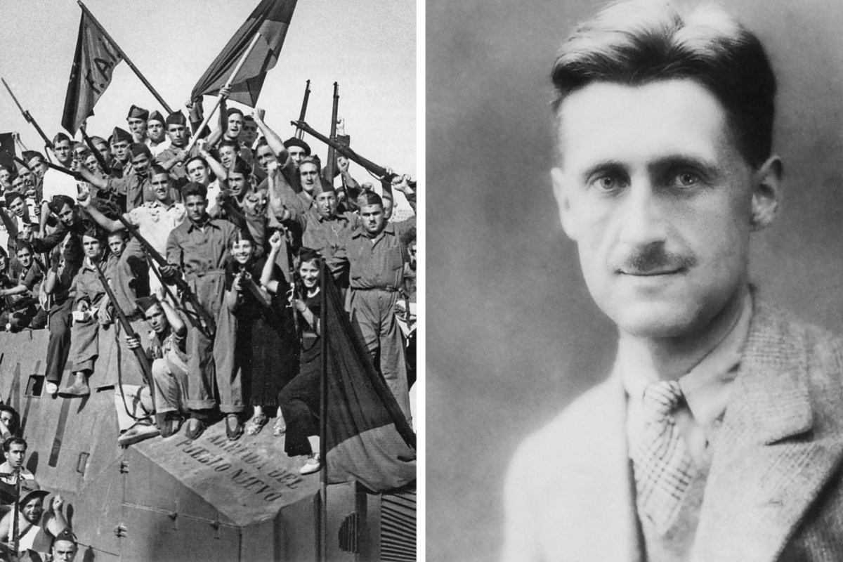 George Orwell and the Struggle against Inevitable Bias - Quillette