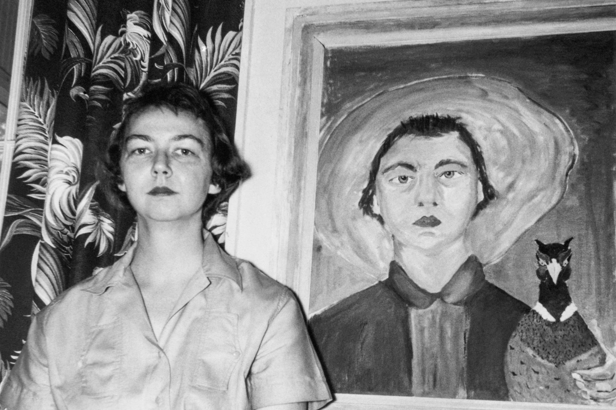 Flannery O'Connor and the Ideological War on Literature - Quillette